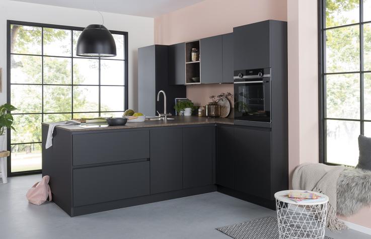 Collectie Zwarte Keukens Superkeukens